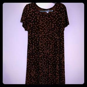 Lularoe Carly Dress size XL.
